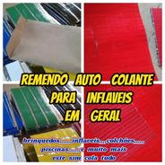 Kit Reparo Auto Colante P/inflaveis Piscinas