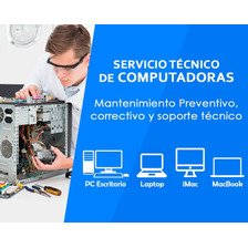 Servicio Técnico Para Computadoras Y Laptop