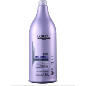 Tratamiento Loreal Profesional Liss Unlimited 1,5 Lts.