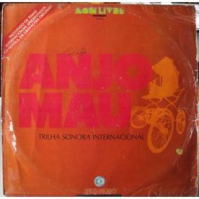 Lp / Vinil Novela: Anjo Mau - Internacional (a) 1976