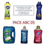 Pack Limpieza Lavalozas Abc+ Limpiador Crema+ Gel