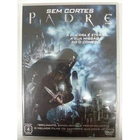 Dvd Padre (2011) - Edição Sem Cortes - Paul Bettany