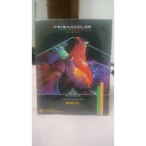 Prismacolor Premier Nupastel Set De 24 Barras Pastel Firme