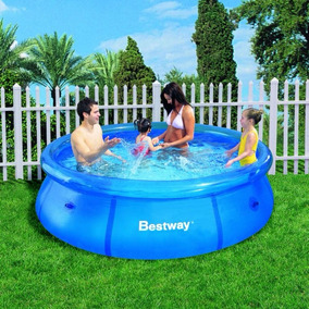 Pileta Best Way Inflable 305cm Aire Libre 57009 Educando