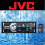Radio Jvc Kd-av300 Usb/cd Pantalla 3.5 Con Cámara De Reversa