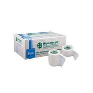 Cinta Tela Hipoalergenica Microporosa Caja De 2.5cm /5cm