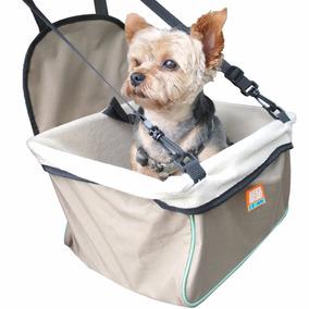 Asiento Para Perros Auto Canasta Mascotas Cafe *envio Gratis