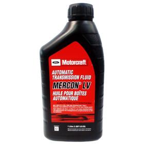 Óleo De Cambio Automático Ford Motorcraft Mercon Lv Atf