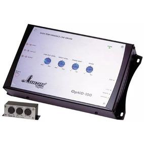 Crossover Lanzar Pro Elevador De Bajos Optid-100