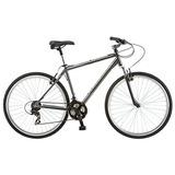 Schwinn Capital 700c Bicicletas Híbrido De Los Hombres, Tam