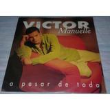 Victor Manuelle/ Dile A Ella/ Salsa/ Lp Sony 1997