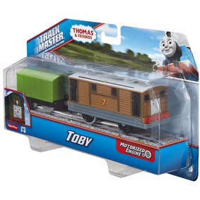 Thomas & Friends Track Master Toby -varios Tren Y Locomotora