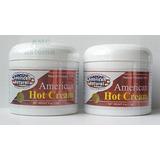 American Natural American Crema Caliente 2 Pack 4 Oz Fat Bu