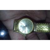 Popei.- Reloj Pulsera Dama Oro Con Malla De Oro