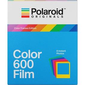 Filme Colorido Instantâneo Iso 640 Para Câmeras Polaroid 600