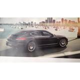 Poster Afiche Auto Porsche Panamera 4s 2013 Original