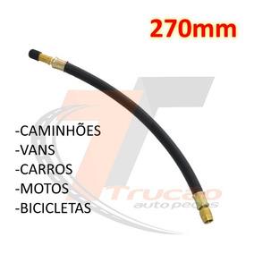 Extensão Flexível De Borracha P/ Bico D Caminhão,vans- 270mm