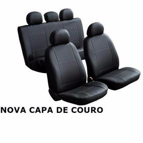 Jg Capa Banco De Couro Ecológico Opala Grosso Qualidade