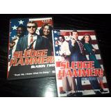Martillo Hammer - Serie Completa - Dvd - Sledge Hammer