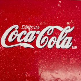 Calcomania Coca Cola