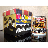 Regalo The Beatles, Taza Y Estuche Original, Día Del Padre
