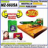 Estampadora Sublimadora Plancha Prensa 50x60cm Eco Moritzu