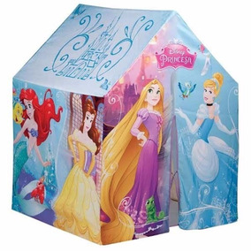 Barraca Princesas Disney Castelo Infantil Toca Multibrink