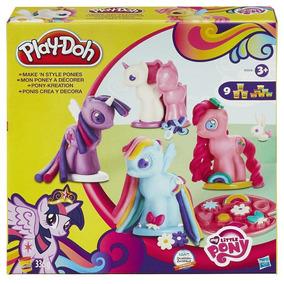 Play-doh My Little Pony Moldea Y Estiliza Tu Pony