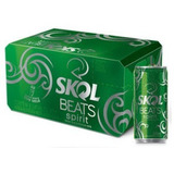 Skol Beats Spirit Pack Com 8 Latas De 269ml