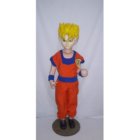 Disfraz De Goku Super Sayayin.