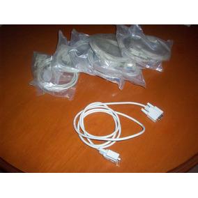 Cable Vga Extención 1.5 Metros Hembra-macho Para Monitores