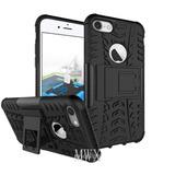 Capa Armor Anti-impacto Celular Iphone 7 Tela 4.7+1 P/vidro