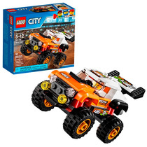 Lego 60146 Lego City Caminhão De Acrobacias