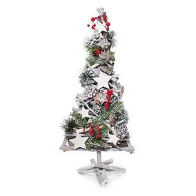 Pinheiro Rústico Decoração Natal Natural