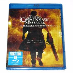 Blu Ray Masacre En Texas El Inicio Importado Usa