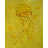 Dibujo Sencillo Medusa 22cm X 26 Cm