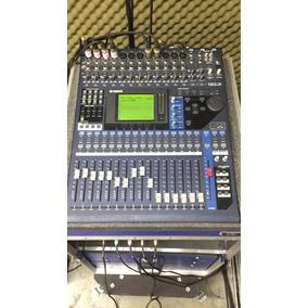 Mesa De Som Digital Yamaha 01v Com 32 Canais Pouco Usada