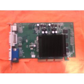 Tarjeta De Video Agp Nvidia Geforce 8400gs 512mb