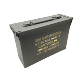 Caixa Para Munição Ammo Box Nautika Airsoft Paintball Bbs
