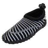 Zapatos De Agua Para Mujer Aqua Socks Piscina Playa, Yoga, D
