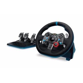 Logitech Driving Force G29 Volante Y Pedales Ps3, Ps4, Pc