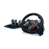 Logitech Driving Force G29 Volante Y Pedales Ps3, Ps4, Pc