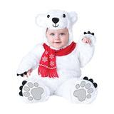 Disfraz Para Niño Traje Del Oso Polar Lil