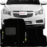 Tapete Carpete Premium 10mm Chevrolet Cruze 2014 Fret Grátis