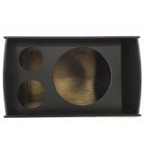 Gabinete Volante C/ Furo De 2-12/ 2-cor/ 2-twe Madeira 15mm