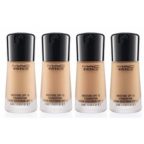 Base Studio Fix Mac Mineralise Found 30ml + Esponja Makeup