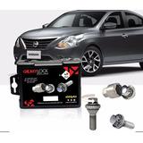 Birlos De Seguridad Nissan Original Galaxylock - Envío Grati