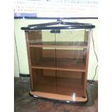 Mueble Para Audio Y Tv Madera Lustrada Super Calidad