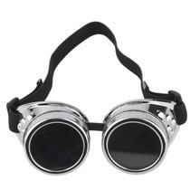 Gafas De Sol Hombres Steampunk De Soldador Gotico Lentes