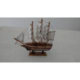 Replica De Barco Clásico Madera, Decorativo Mayflower